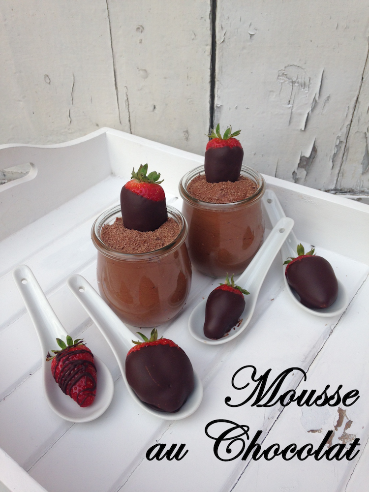 Mousse au cholcolat